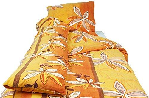 Hübsche Bettwäsche aus Flanell - 135x200 von POLARSTERN