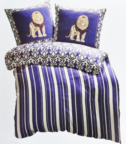 kuschelige bettw sche aus flanell blau 135x200 von testroet bettw sche. Black Bedroom Furniture Sets. Home Design Ideas