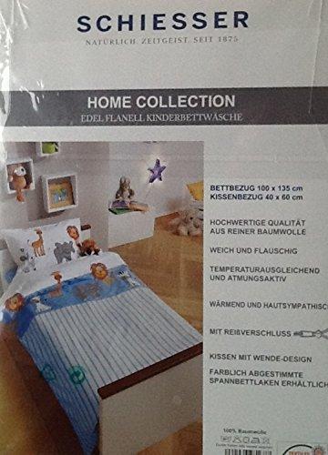 kuschelige bettw sche aus flanell von schiesser bettw sche. Black Bedroom Furniture Sets. Home Design Ideas