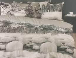 Traumhafte Bettwäsche aus Flanell - weiß 155x220 von HNL