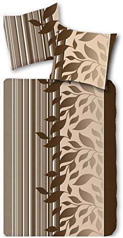 traumhafte bettw sche aus fleece braun 135x200 von borghorster heimtexhandel bettw sche. Black Bedroom Furniture Sets. Home Design Ideas