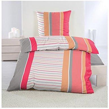 sch ne bettw sche aus fleece rosa 135x200 von. Black Bedroom Furniture Sets. Home Design Ideas