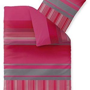 Traumhafte Bettwäsche aus Fleece - schwarz 155x220 von CelinaTex