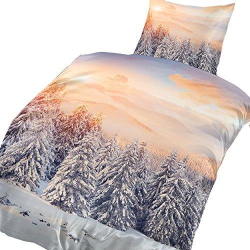 sch ne bettw sche aus fleece wei 135x200 von bettw sche. Black Bedroom Furniture Sets. Home Design Ideas