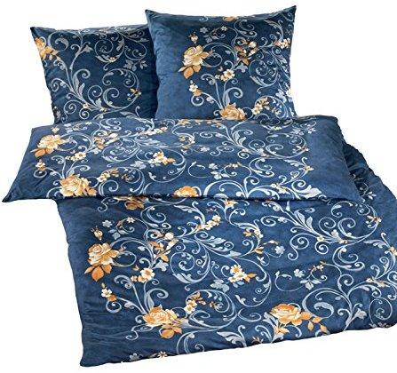 traumhafte bettw sche aus jersey blau 135x200 von brennet bettw sche. Black Bedroom Furniture Sets. Home Design Ideas