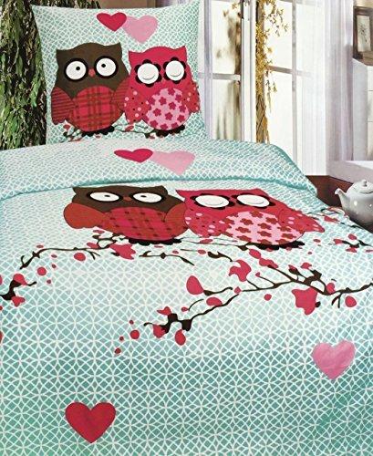 h bsche bettw sche aus jersey rosa 135x200 von leonado vicenti bettw sche. Black Bedroom Furniture Sets. Home Design Ideas
