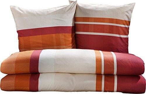 h bsche bettw sche aus jersey rot 135x200 von erwin. Black Bedroom Furniture Sets. Home Design Ideas
