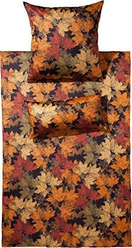 Traumhafte Bettwäsche aus Jersey - rot 155x220 von Estella