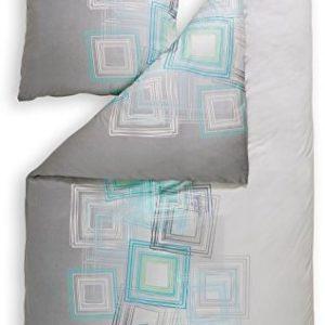 Traumhafte Bettwäsche aus Jersey - türkis 155x220 von Estella