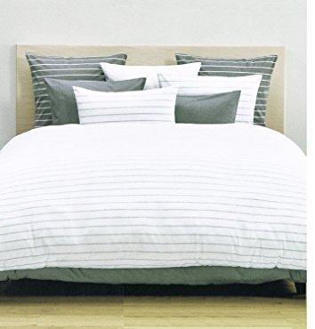 kuschelige bettw sche aus jersey wei 135x200 von. Black Bedroom Furniture Sets. Home Design Ideas