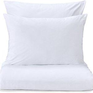 Kuschelige Bettwäsche aus Jersey - weiß 200x200 von URBANARA