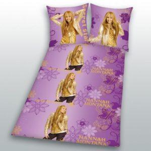 Schöne Bettwäsche aus Linon - rosa 135x200 von FRIP - Versand