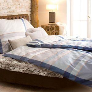 Traumhafte Bettwäsche aus Mako-Satin - 135x200 von s.Oliver