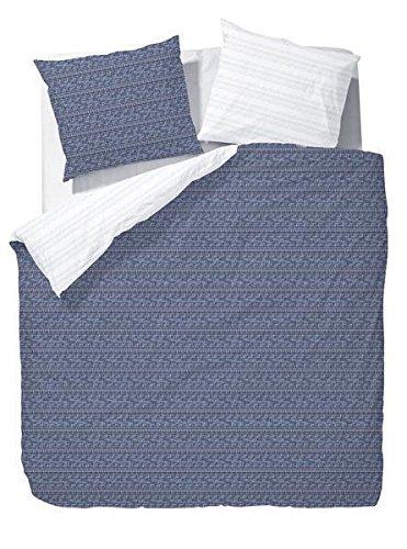 sch ne bettw sche aus mako satin blau 135x200 bettw sche. Black Bedroom Furniture Sets. Home Design Ideas