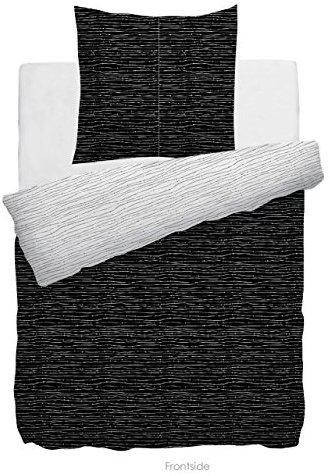 traumhafte bettw sche aus mako satin schwarz 135x200 von hnl living bettw sche. Black Bedroom Furniture Sets. Home Design Ideas