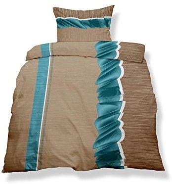 traumhafte bettw sche aus microfaser braun 135x200 von celinatex bettw sche. Black Bedroom Furniture Sets. Home Design Ideas