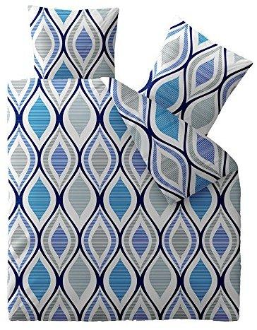 kuschelige bettw sche aus microfaser grau 200x200 von. Black Bedroom Furniture Sets. Home Design Ideas