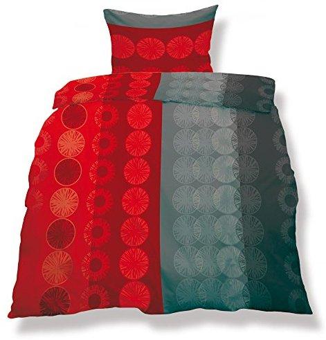 kuschelige bettw sche aus microfaser grau 200x220 von celinatex bettw sche. Black Bedroom Furniture Sets. Home Design Ideas