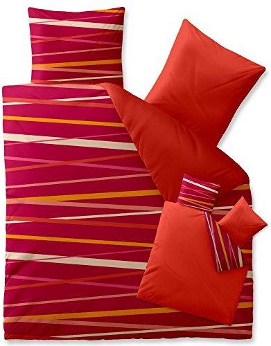 sch ne bettw sche aus microfaser rosa 200x200 von. Black Bedroom Furniture Sets. Home Design Ideas