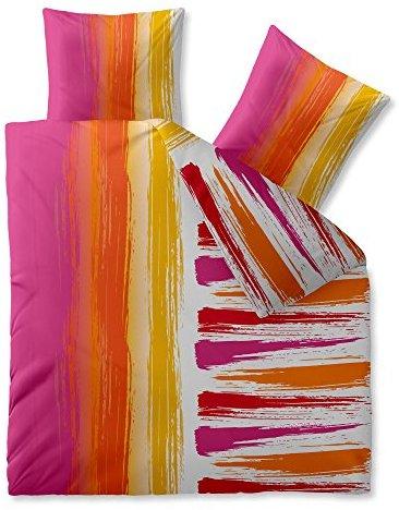 traumhafte bettw sche aus microfaser rosa 200x200 von celinatex bettw sche. Black Bedroom Furniture Sets. Home Design Ideas