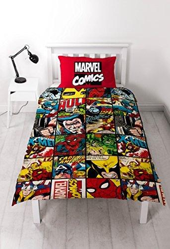 Traumhafte Bettwäsche aus Mikrofaser - von Marvel