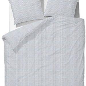 Traumhafte Bettwäsche aus Perkal - grau 135x200 von Marc O'Polo HOME