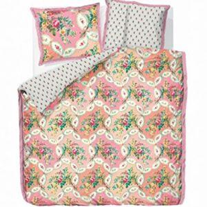 Traumhafte Bettwäsche aus Perkal - rosa 135x200 von PiP Studio
