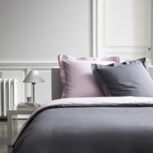 Hübsche Bettwäsche aus Perkal - rosa 220x240 von Today