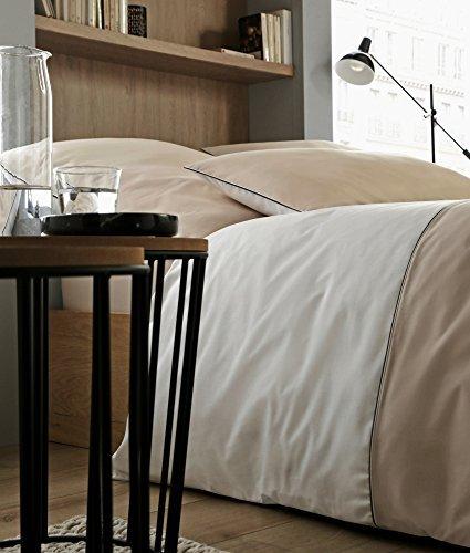 h bsche bettw sche aus perkal rosen wei 220x240 von rose village bettw sche. Black Bedroom Furniture Sets. Home Design Ideas