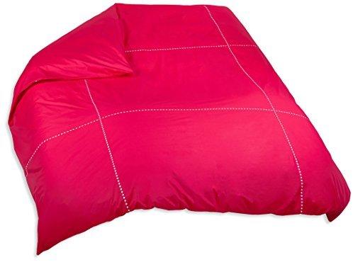 traumhafte bettw sche aus perkal rot 220x240 von blanc cerise bettw sche. Black Bedroom Furniture Sets. Home Design Ideas