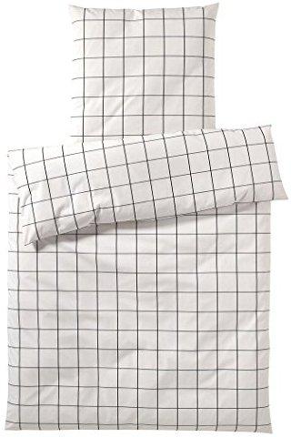 sch ne bettw sche aus perkal schwarz 220x240 von elegante bettw sche. Black Bedroom Furniture Sets. Home Design Ideas
