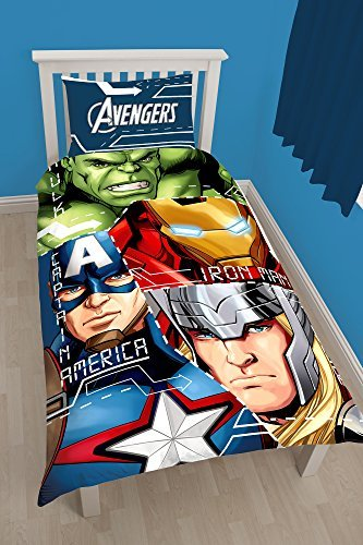 kuschelige bettw sche aus polyester 135x200 von marvel bettw sche. Black Bedroom Furniture Sets. Home Design Ideas