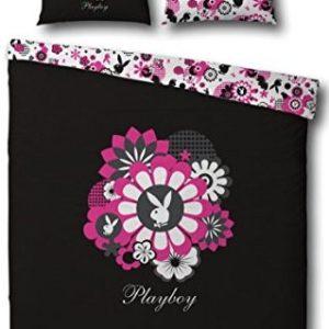Schöne Bettwäsche aus Polyester - 135x200 von Playboy