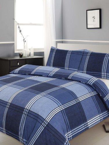 sch ne bettw sche aus polyester blau 135x200 von skippys bettw sche. Black Bedroom Furniture Sets. Home Design Ideas