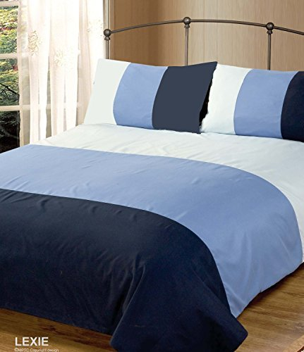 kuschelige bettw sche aus polyester blau 135x200 von skippys bettw sche. Black Bedroom Furniture Sets. Home Design Ideas
