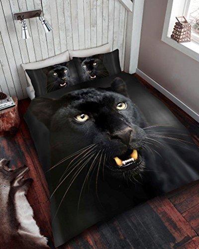 sch ne bettw sche aus polyester schwarz 200x200 von nightzone bettw sche. Black Bedroom Furniture Sets. Home Design Ideas