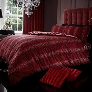 Kuschelige Bettwäsche aus Polyester - schwarz 200x200 von stylishbedrooms