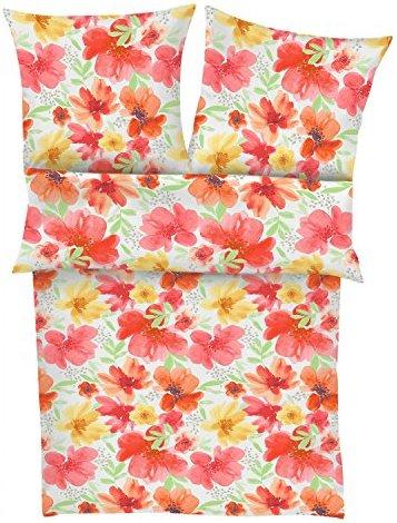 Schöne Bettwäsche aus Renforcé - 135x200 von s.Oliver