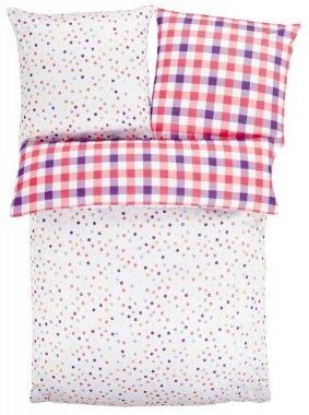 Hübsche Bettwäsche aus Renforcé - 155x220 von s.Oliver