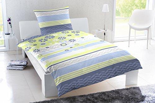 sch ne bettw sche aus renforc blau 135x200 von primera. Black Bedroom Furniture Sets. Home Design Ideas