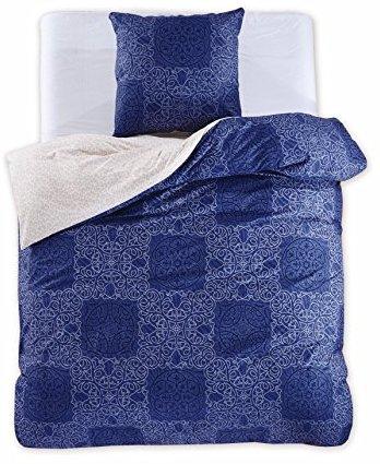 h bsche bettw sche aus renforc blau 155x220 von decoking bettw sche. Black Bedroom Furniture Sets. Home Design Ideas