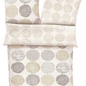 Traumhafte Bettwäsche aus Renforcé - grau 155x220 von s.Oliver