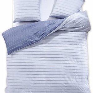 Traumhafte Bettwäsche aus Renforcé - grau 200x220 von DecoKing