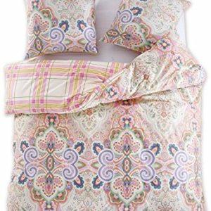 Schöne Bettwäsche aus Renforcé - grün 200x200 von DecoKing