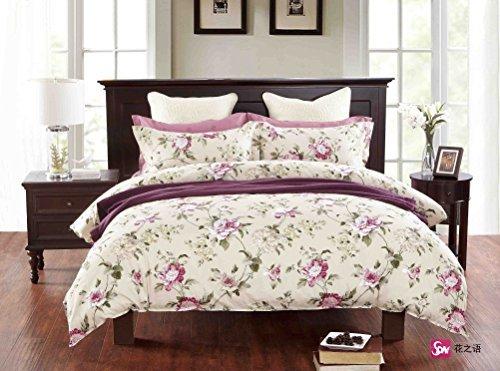 kuschelige bettw sche aus renforc rosa 135x200 von decoking bettw sche. Black Bedroom Furniture Sets. Home Design Ideas
