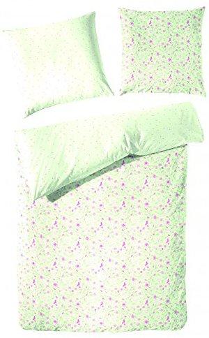 sch ne bettw sche aus renforc rosa 155x220 von hahn bettw sche. Black Bedroom Furniture Sets. Home Design Ideas