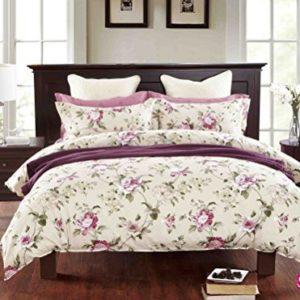 Hübsche Bettwäsche aus Renforcé - rosa 200x200 von DecoKing