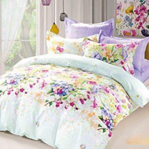 Schöne Bettwäsche aus Renforcé - rosa 200x200 von DecoKing