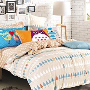 Traumhafte Bettwäsche aus Renforcé - weiß 135x200 von DecoKing