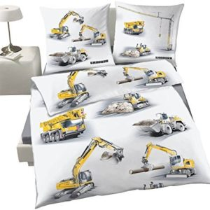 Traumhafte Bettwäsche aus Renforcé - weiß 135x200 von Liebherr